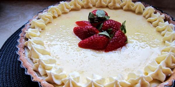圣诞节快乐 ^^ 圣诞树桐蛋糕及法式甜点 Tart Au Citron 柠檬塔