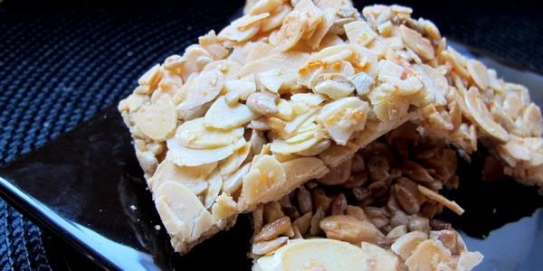 杏仁脆片 Almond Florentines